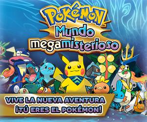 Pokémon Mundo Mega Misterioso