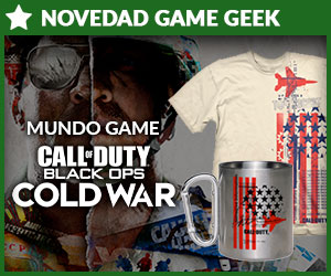 Novedad Call of Duty Cold War