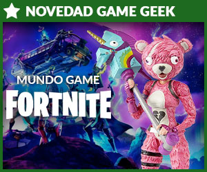 Mundo GAME Fortnite