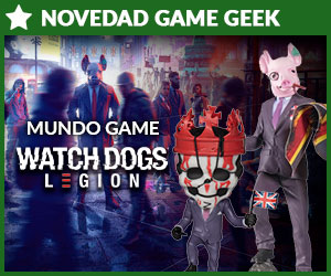 Novedad Watch Dogs Legion