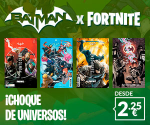 Comics Batman - Fortnite