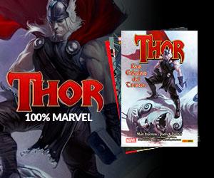 Thor 100% Marvel