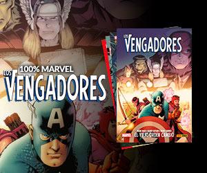 100% Marvel Vengadores
