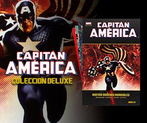 Deluxe Capitán América