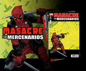 Masacre y los Mercenarios