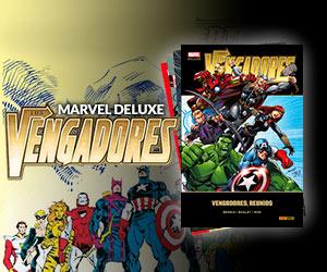 Deluxe Vengadores