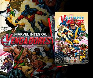 Marvel Integral Vengadores