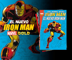 Iron Man Gold