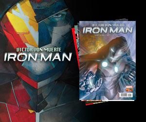 Iron Man Victor Von Muerte
