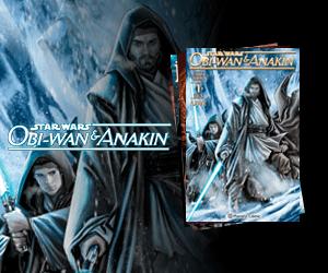 Star War Obi-Wan y Anakin