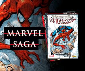 Spiderman Marvel Saga