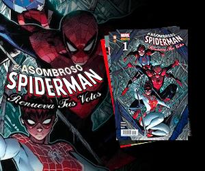 Spiderman Renueva tus votos