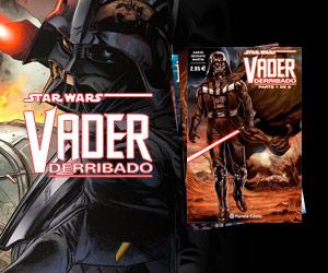 Darth Vader Derribado