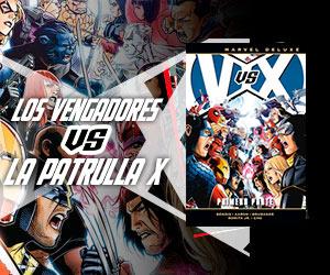 Vengadores vs Patrulla X