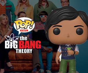 POP Big Ban Theory