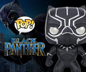 POP Black Panther