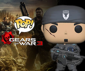 POP Gears of War