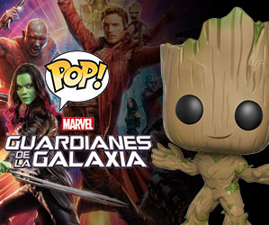 POP Guardianes de la Galaxia