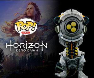 Figuras Pop! Horizon Zero Dawn