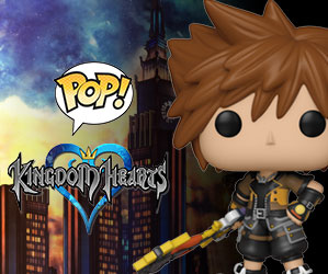 POP Kingdom  Hearts
