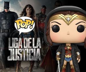 POP Liga de la Justicia