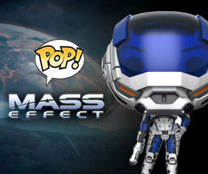 POP Mass Effect