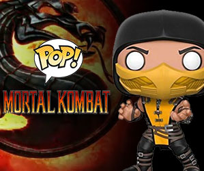 POP Mortal Kombat