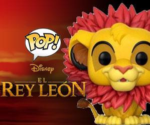 POP El Rey Leon