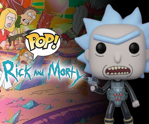 POP Rick y Morty