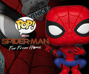 POP Spiderman