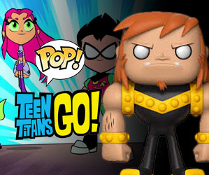 POP Teen Titans