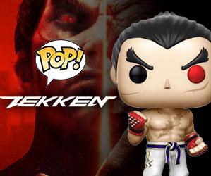 POP Tekken