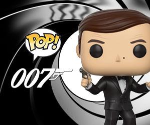 POP 007 James Bond