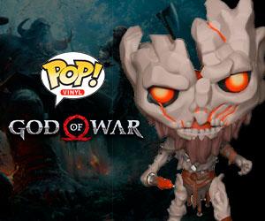 Figuras Pop! God of War