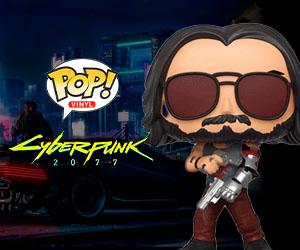 Figuras Pop! Cyberpunk