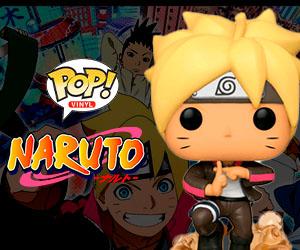 Figuras Pop! Naruto