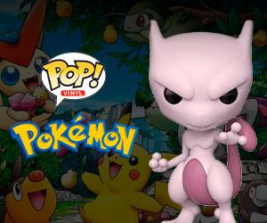 Figuras Pop! Pokemon