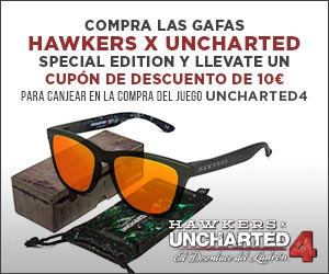 Hawkers x Uncharted 4