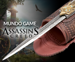 Mundo GAME Assassin's Creed