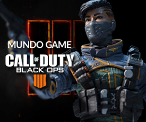 Mundo GAME Call Of Duty BO4