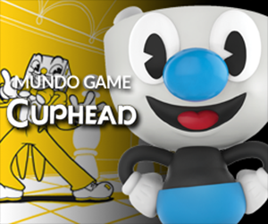 Mundo GAME Cuphead