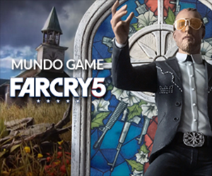 Mundo GAME Far Cry 5