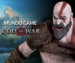 Mundo GAME God of War