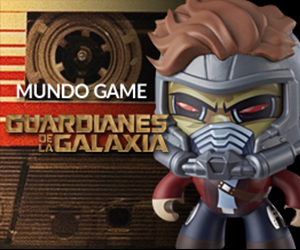 Mundo GAME Guardianes de la Galaxia