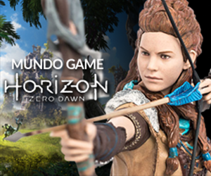 Mundo GAME Horizon Zero Dawn