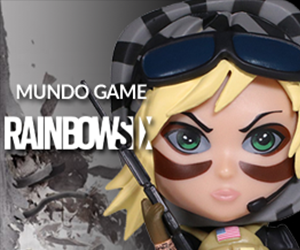 Mundo GAME Rainbow Six