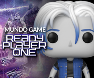 Mundo GAME Ready player One