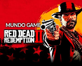 Mundo GAME Red Dead Redemption 2