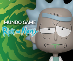 Mundo GAME Rick y Morty