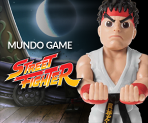 Mundo GAME Street Fighter